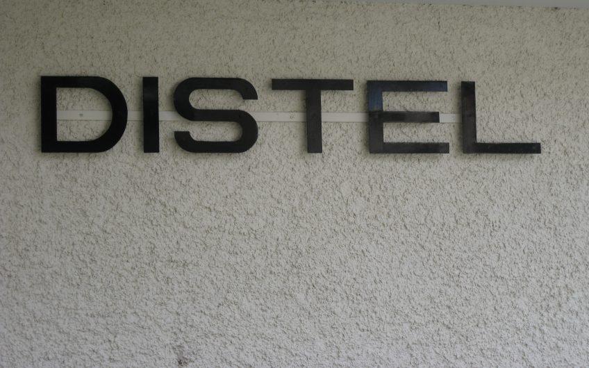 Distel Saas-Almagell