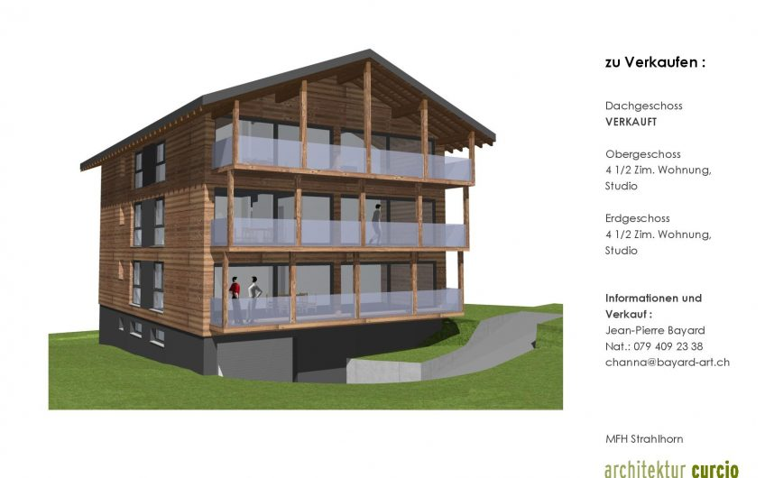 Nouveau bâtiment Strahlhorn