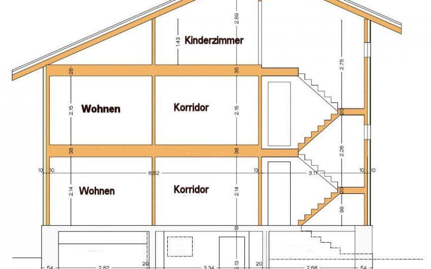 Tannegg Mehrfamilienhaus