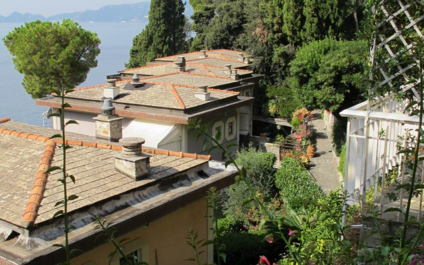 Zoagli bei Rapallo