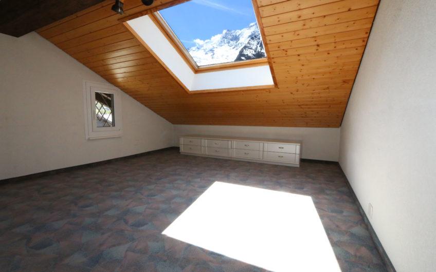 Le Rocher Dachwohnung im Zentrum