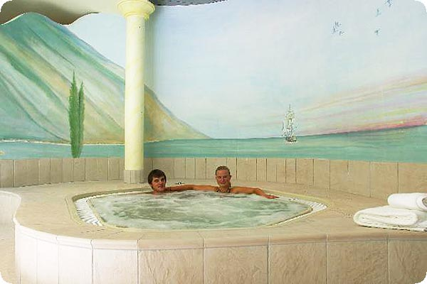 Chateau ***** attractive wellness