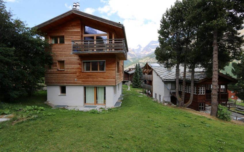 Uhu Luxury Chalet