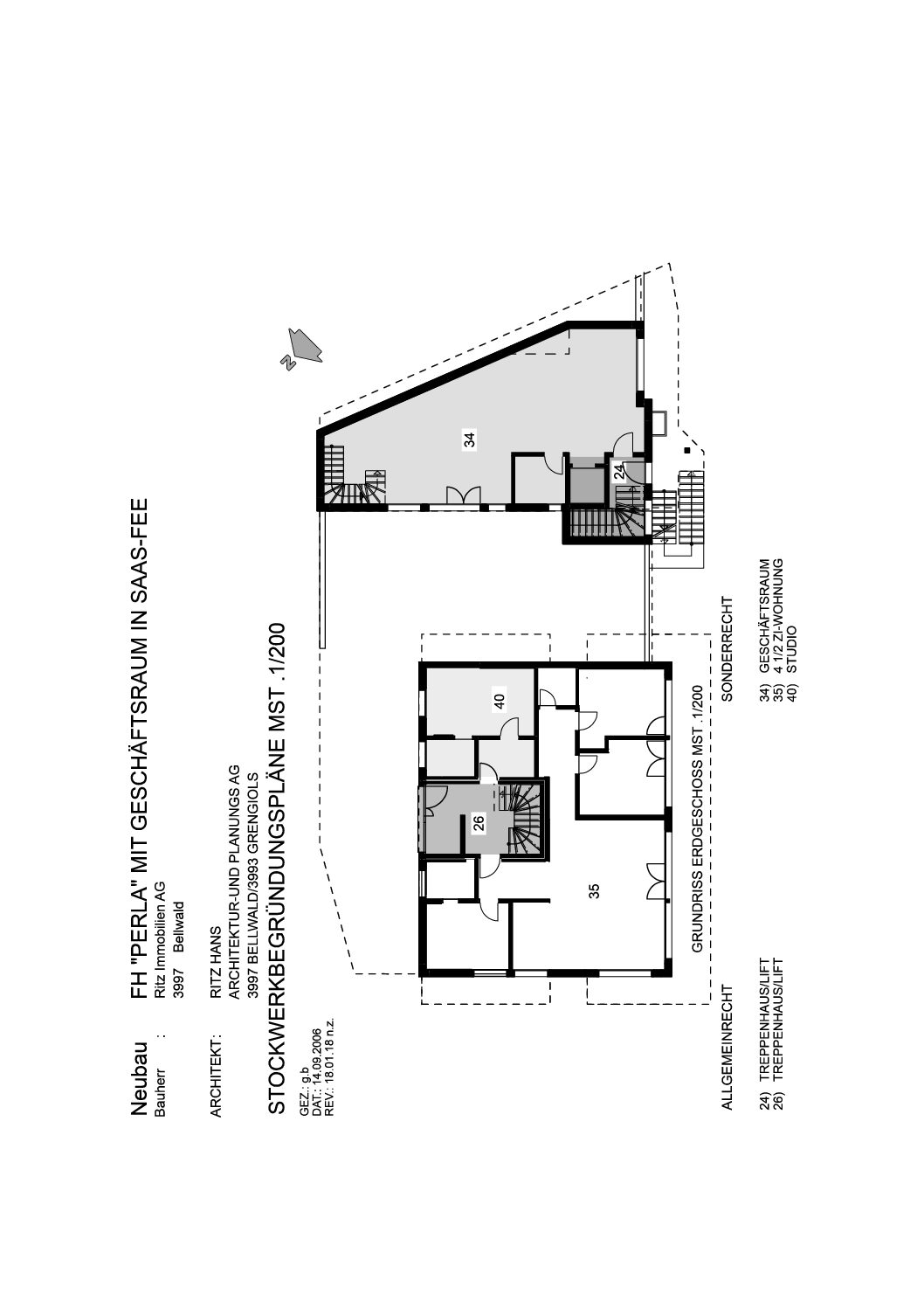 Perla 4.5 Zimmerwohnung