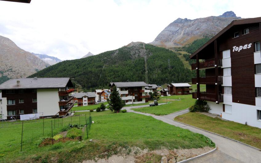 Aramis direkt bei der Skiarena