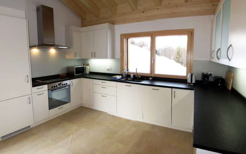Chalet Marion Hohnegg Saas-Fee