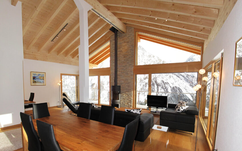 Chalet Marion Saas-Fee RESERVED