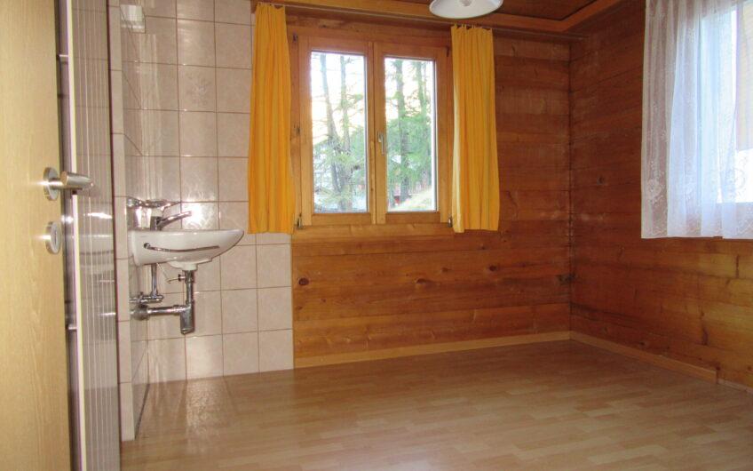 Waldegg a traditional Walliser house